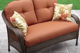 Azalea Ridge Patio Furniture Replacement Cushions by Better Homes And Gardens Azalea Ridge 4 Piece Patio Conversation