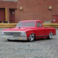 Vaterra RTR 1972 Chevy C10 Pickup Truck [VIDEO] - RC Car Action