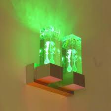 led modern wall ls bedroom sconce novelty lights home