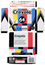 Crayola Bathtub Crayons Walmart by Crayola Target Multicolor Poptimism Set Crayons 64 Pip Squeak