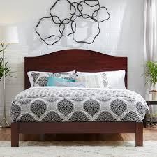 Wayfair King Wood Headboards by Madison Home Usa Classic Upholstered Platform Bed U0026 Reviews