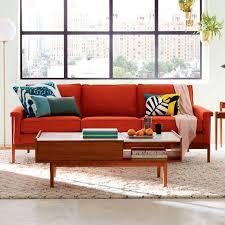 Danish Modern Sofa Ebay by Coffee Table Mid Century Modern Furniture Glass Coffee Table