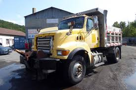 2001 Sterling L8500 Single Axle Dump Truck For Sale By Arthur Trovei ...
