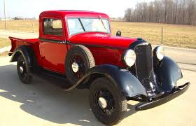 100 1934 Dodge Truck Pickup LaVine Restorations