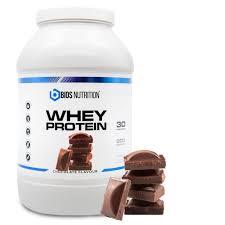 whey protein schokolade