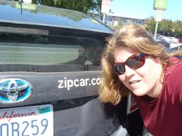 100 Zipcar Truck Clement St24th Ave San Francisco CA Undefined