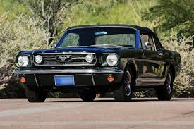 K Code 1966 Ford Mustang GT Convertible 4 Speed for sale on BaT