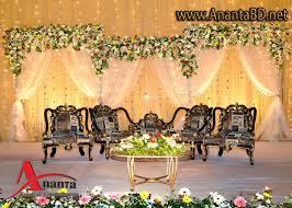 Reception Stage Design Decoration