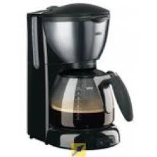 Braun KF570 Cafe House PurAroma 10 Cup Coffee Maker FOR 220 VOLTS