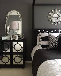 Mirrored Furniture For Bedroom Black Design Inspiration A Master Decor