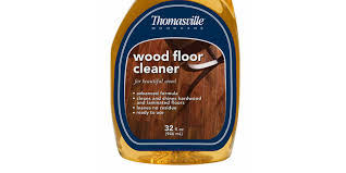 thomasville wood floor cleaner review