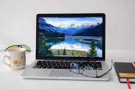 ordinateur apple de bureau images gratuites portable carnet macbook pomme la technologie