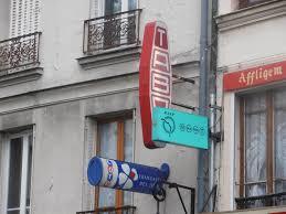 logo de tabac de la française des jeux loto et de la ratp bureau