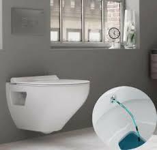 détails sur nano wc bien idol suspendu sans bord de lavage bidet muslugu tahara