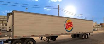 Burger King Reefer Trailer Skin - ATS Mod / American Truck Simulator Mod Trucking Original King Of The Road Pinterest What Is A Trucking Company Service Is 104 Magazine Home Facebook Thermo Sseries Unit Delivers Doubledigit Fuel Savings Kings Heavy Haulage Super Truckers Pmire Youtube Dave Companys New Lp By Company One Fleet Believes Apus Can Be Driver Retention Tool Fleet Owner