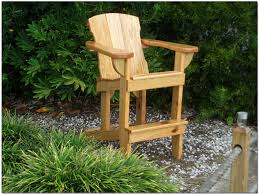 coastal deck chair company unique comfortable wood adirondack