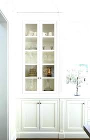 Built In Dining Room Cabinets Ins Inspiration Graphic China Cabinet Ideas