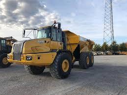 100 Articulated Trucks 2015 Bell B40D Dump Truck For Sale 5350 Hours