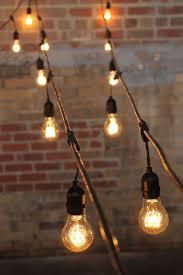 festoon lights outdoor string lights with hanging l holders
