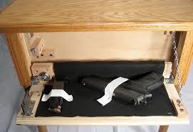 cozy hidden compartment furniture plans beautiful ideas hidden gun