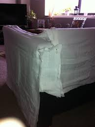 Solsta Sofa Bed Cover Diy by Day Accomplished Diy Sofa Slipcover