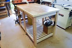 how to build a power tool table part 1 the knowledge blog