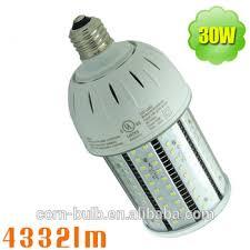 100w mercury vapor l h38 bulb replacement 30w pc cover led corn