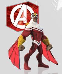 Falcon In Disney Infinity