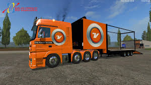 SEMI TRAILER VAN DER VLIST V1.0 FS17 - Farming Simulator 17 Mod / FS ... 8 Lug And Work Truck News Dirt 4 Codemasters Racing Ahead Need For Speed Most Wanted Traffic Semi Fire Flaming New Paint Semi Hauler Truck V10 The Best Farming Simulator 2017 Mods Krone Cat And Trailer By Eagle355th V2 Fs15 Euro Robocraft Garage Driver Game Downlaod From 9apps Download 18 Wheeler Game Images Hauling Part Of Wind Turbine Runs Off Bay County Road Smart Driving Games Best Driving Games For Free How To Get A Swat In Pc