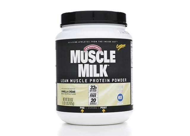 Muscle Milk Protein Powder Drink - Vanilla, 1.93lb
