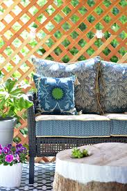 Home Depot Porch Cushions by Patio Glamorous Home Depot Patio Furniture Cushions Pottery Barn