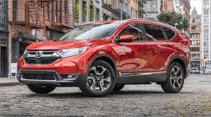 Honda CR-V Takes Home Then 2018 Motor Trend SUV Of The Year For The ...