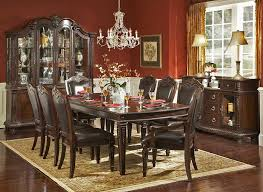 Elegant Formal Dining Room Sets Alluring Decor Inspiration With Nifty White