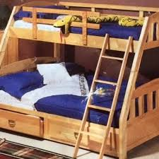 best sears rancho twin over double bunk bed for sale in dollard