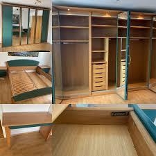 hülsta schlafzimmer tintura in 69181 leimen für 450 00 zum