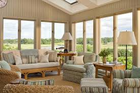 Sunroom Furniture Collection For More Comfort And Ease