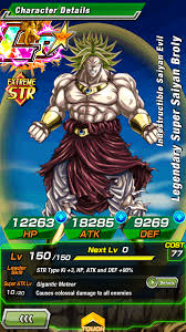 Destruction Rush Theme Deck by The Top 11 Dragon Ball Z Dokkan Battle Characters Global Edition
