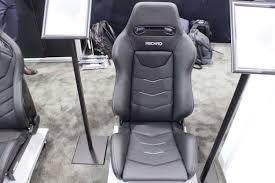 100 Recaro Truck Seats SEMA 2017 RECARO Designs New Performance