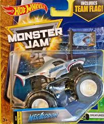 Megalodon | Monster Trucks Wiki | FANDOM Powered By Wikia Monster Jam Trucks New For 2017 Truck Pulls Off First Ever Successful Frontflip Trick Upc 8961018752 Hot Wheels Shark Diecast Vehicle Year 2012 124 Scale Die Cast Truck Metal Body Ccv08 2011 Series Wiki Fandom Powered By Wikia Top 20 Items Daxushequcom 100 El Toro Loco Diecast Toy Inspirational Big Wheel Toys 7th And Pattison Amazoncom Monster Jam Sound Smashers El Toro Loco Vdeo Dailymotion
