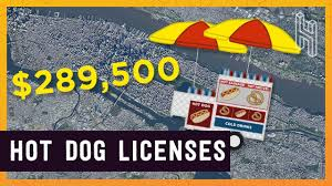 The $289,500 New York Hot Dog Stand License - YouTube Did I Get My Food Certificate In New York Youtube Avoid Vlations Let Us Renew Your Cstruction Permits Nyc Hot Dog Cart Wikipedia Dot Trucks And Commercial Vehicles How Much Does A Food Truck Cost Open For Business American Cities Keep Trucks Off Their Streets The Bill De Blasio Aims To Revive Plan Adding 3000 More Permits Carts Under Control Brooklyns Prospect Park Rally Run Breakfast Myrecipes