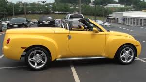 FOR SALE 2004 CHEVROLET SSR!!! 1 OWNER, ONLY 8K MILES!! FUN!! STK ...