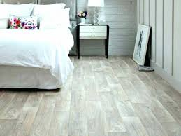 Vinyl Wood Flooring Bedroom White With And Bedding