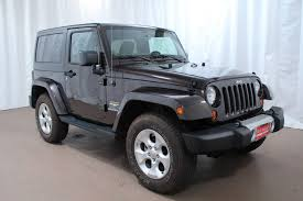 Pre-Owned 2013 Jeep Wrangler Sahara For Sale Red Noland Used
