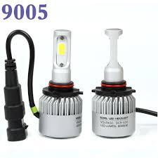 9005 cob led headlight hi lo beam car auto bulb for chevrolet