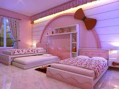 InteriorLovely Hello Kitty Bedroom With Room Decor Bedding Headboard Beds Also Pinky Coverbeds Open Shelves Wall Ceramic