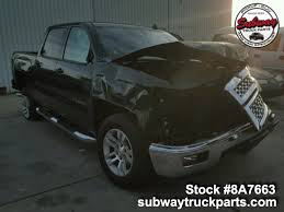 100 Salvage Truck For Sale Used 2014 Chevrolet Silverado 1500 Parts For Subway