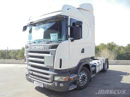 100 Tractor Truck Used Scania R420 Tractor Units Year 2007 Price 14005 For Sale