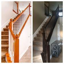 One Of My First DIYs In The New House. Re-finished Banister- I ... Best 25 Spindles For Stairs Ideas On Pinterest Iron Stair Remodelaholic Diy Stair Banister Makeover Using Gel Stain 9 Best Stairs Images Makeover Redo And How To Paint An Oak Newel Like Sanding Repating Balusters Httpwwwkelseyquan Chic A Shoestring Decorating Railings Ideas Collection My Humongous Diy Fail Your Renovations Refishing Staing Staircase Traditional Stop Chamfered Style Pine 1 Howtos Two Points Honesty Refishing Oak Railings