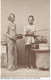 100 Dessa Dutch Indonesia Chinese And Javanese Man 1870 HISTORY Javanese