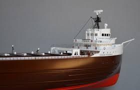 edmund fitzgerald ship model 44 inches 111 cm long